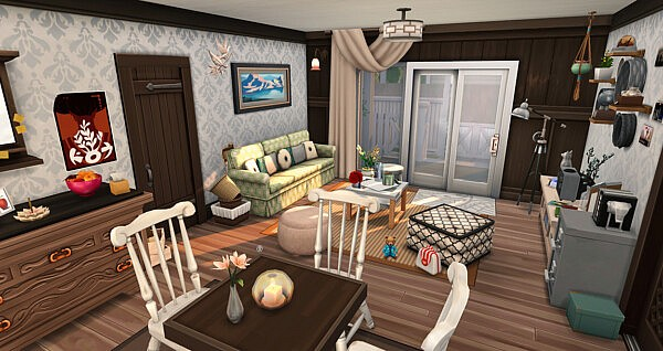Affordable Daydreaming Villa from Simsontherope