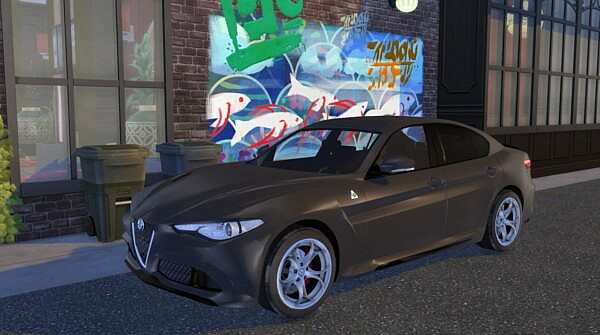 2016 Alfa Romeo Giulia Quadrifoglio from Modern Crafter