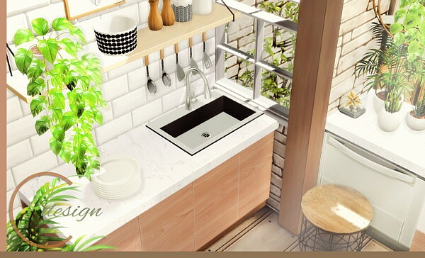 Nordic Kitchen from Cross Design