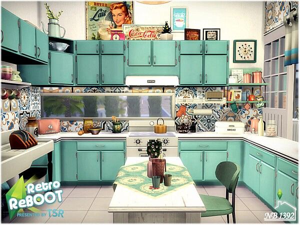 Kitchen by nobody1392 from TSR