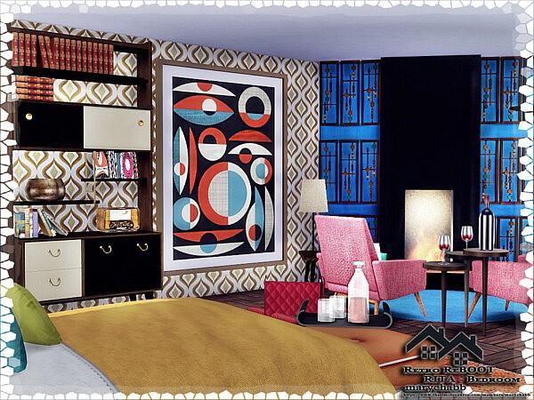 RITA  Bedroom by marychabb from TSR