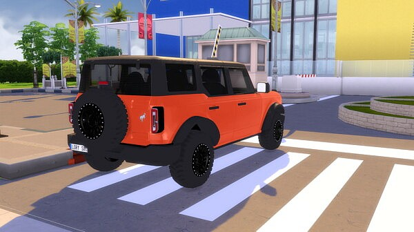 2021 Ford Bronco 4 doors from Lory Sims