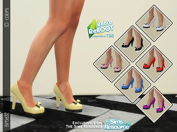 50s Brigitte Shoes by Birba32 from TSR