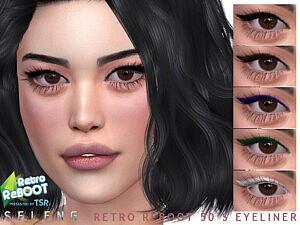 50s Eyeliner sims 4 cc