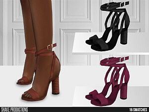 649 High Heels sims 4 cc