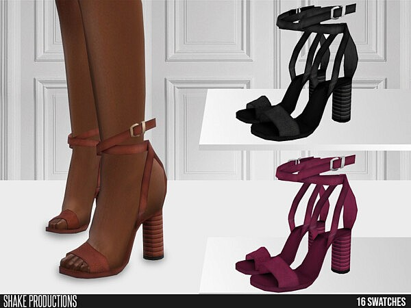649   High Heels by ShakeProductions from TSR