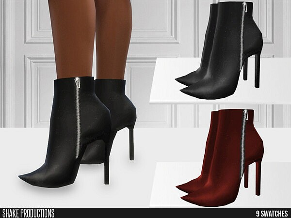 659High Heel Boots sims 4 cc