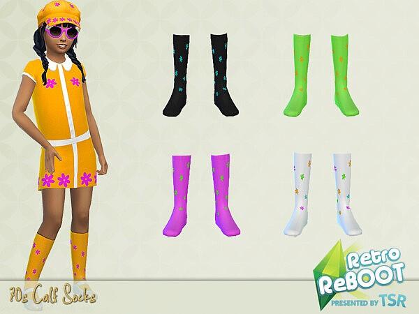 70s Calf Socks sims 4 cc