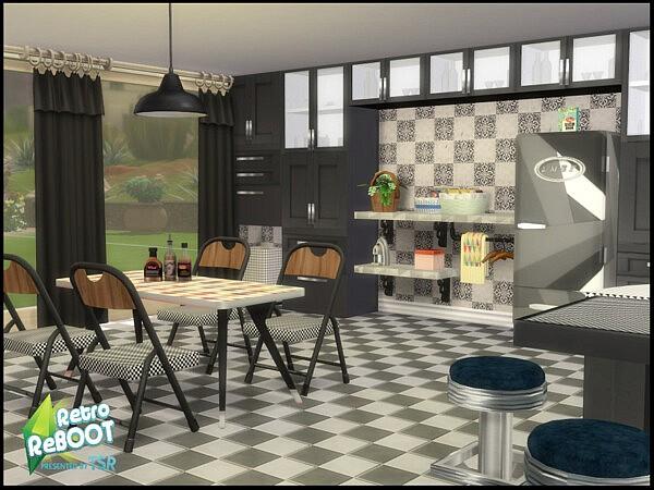 R&R Kitchen Diner Set by seimar8 from TSR