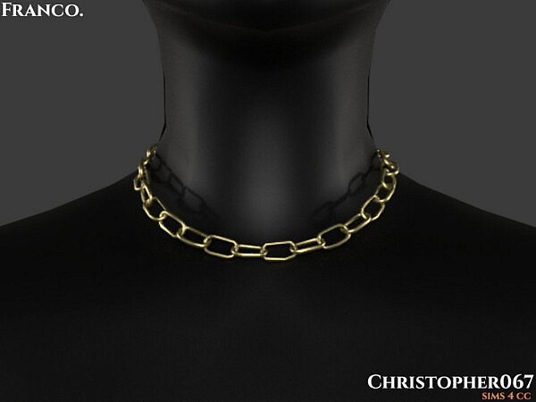 Franco Necklace by Christopher067 from TSR