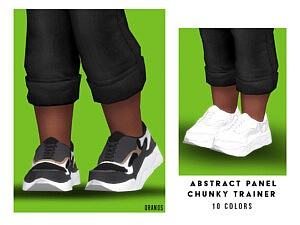 Abstract Panel Chunky Trainer sims 4 cc1