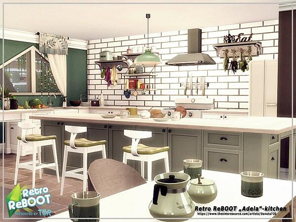 Adela kitchen sims 4 cc