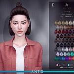Anto Dae Hairstyle sims 4 cc