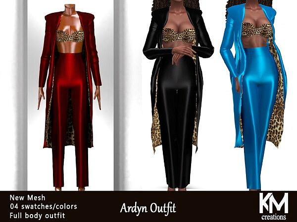 Ardyn Outfit sims 4 cc
