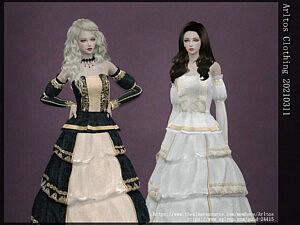 Arltos Clothing 20210311 sims 4 cc