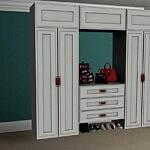 Arva Closet sims 4 cc