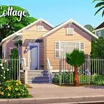 Ashley Cottage sims 4 cc