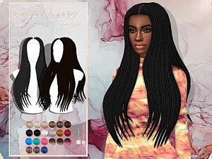 Beauty Mark Hair sims 4 cc