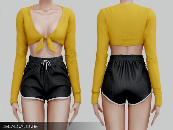 Belaloallure Panam shorts by belal1997 from TSR