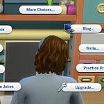 Blogging sims 4 cc