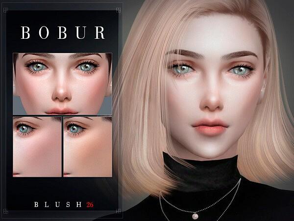 Bobur Blush 26 sims 4 cc