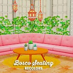 Bosco sectional seating sims 4 cc