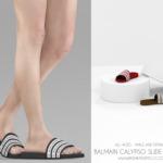Calypso Sandals sims 4 cc