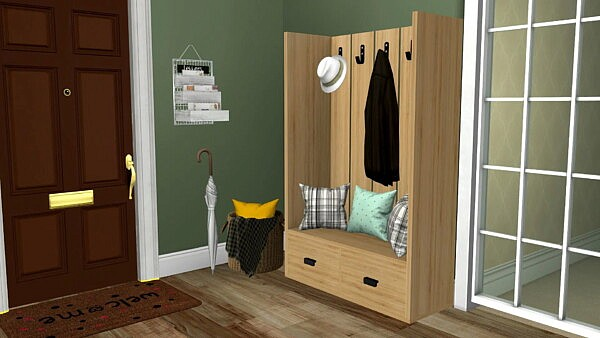 Carter Entryway Set from Sunkissedlilacs