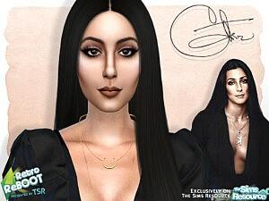 Cher sims 4 cc