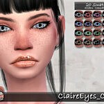 Claire Eyes sims 4 cc
