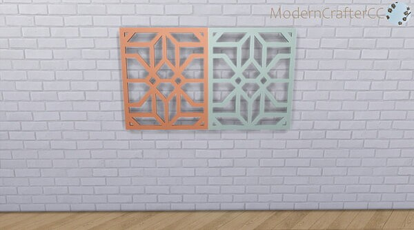 Das Mesh Recolor from Modern Crafter
