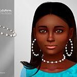 Dream Child Necklace sims 4 cc