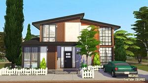 Dream House sims 4 cc