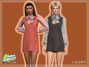 Dress R3 sims 4 cc