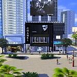 Dress Store sims 4 cc