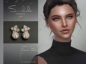 Earrings 202106 sims 4 cc