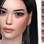 Eyebags N5 sims 4 cc