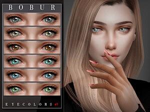 Eyecolors 49 sims 4 cc