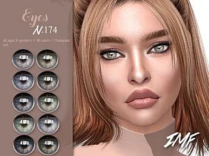 Eyes N.174 sims 4 cc
