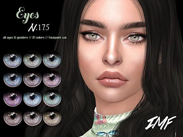 Eyes N.175 sims 4 cc