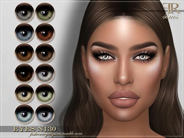 Eyes N130 sims 4 cc