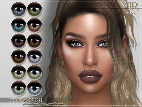 Eyes N131 sims 4 cc