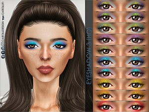 Eyeshadow 3 sims 4 c