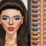 Eyeshadow 3 sims 4 c1