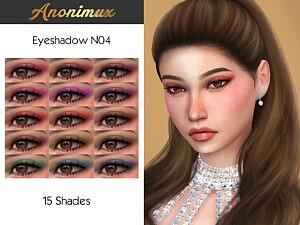 Eyeshadow N04 sims 4 cc