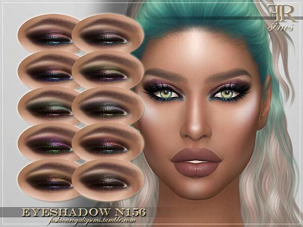 Eyeshadow N156 sims 4 cc