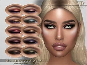 Eyeshadow N158 sims 4 cc