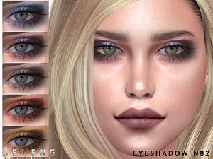 Eyeshadow N82 sims 4 cc