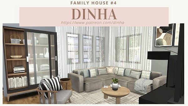 Family House 4 from Dinha Gamer