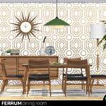 Ferrum Dining Room sims 4 cc